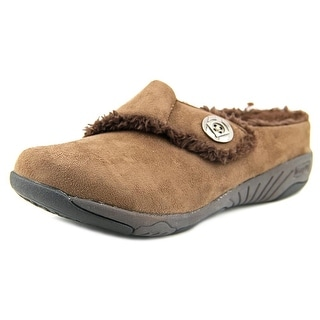Propet Morgan Women Round Toe Synthetic Brown Mules