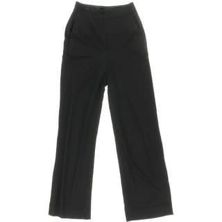 Lysse Womens Shaping Wide Leg Dress Pants