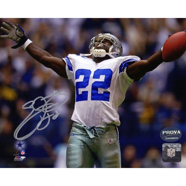 d2614a9ef Shop Emmitt Smith Dallas Cowboys RecordBreaker 8x10 Photo - Free Shipping  Today - Overstock - 22175418