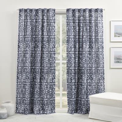 Lauren Ralph Lauren Oroton Light Filtering Hidden Tab Curtain Panel