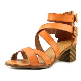 Material Girl Womens Danee Fabric Open Toe Casual Strappy Sandals|https://ak1.ostkcdn.com/images/products/is/images/direct/33d7b192d860b03b846820e8bf9ea86dcfe6fd40/Material-Girl-Womens-Danee-Fabric-Open-Toe-Casual-Strappy-Sandals.jpg?impolicy=medium