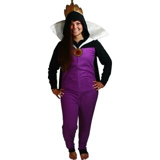 Snow White Evil Queen Women's Cosplay Union Suit (4 options available)