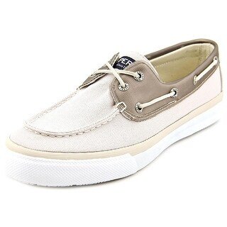 Sperry Top Sider Bahama Ballistic Moc Toe Canvas Boat Shoe