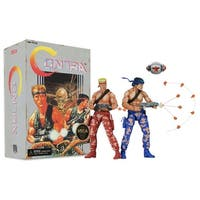 """Contra Bill & Lance Video Game Appearance 7"""" Action Figure 2-Pack - multi"""