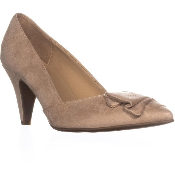 Naturalizer Molly Pointed Toe Cone Pumps, Taupe