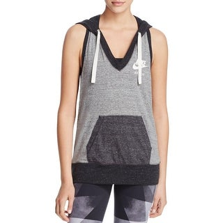 Nike Womens Vest Hooded Colorblock
