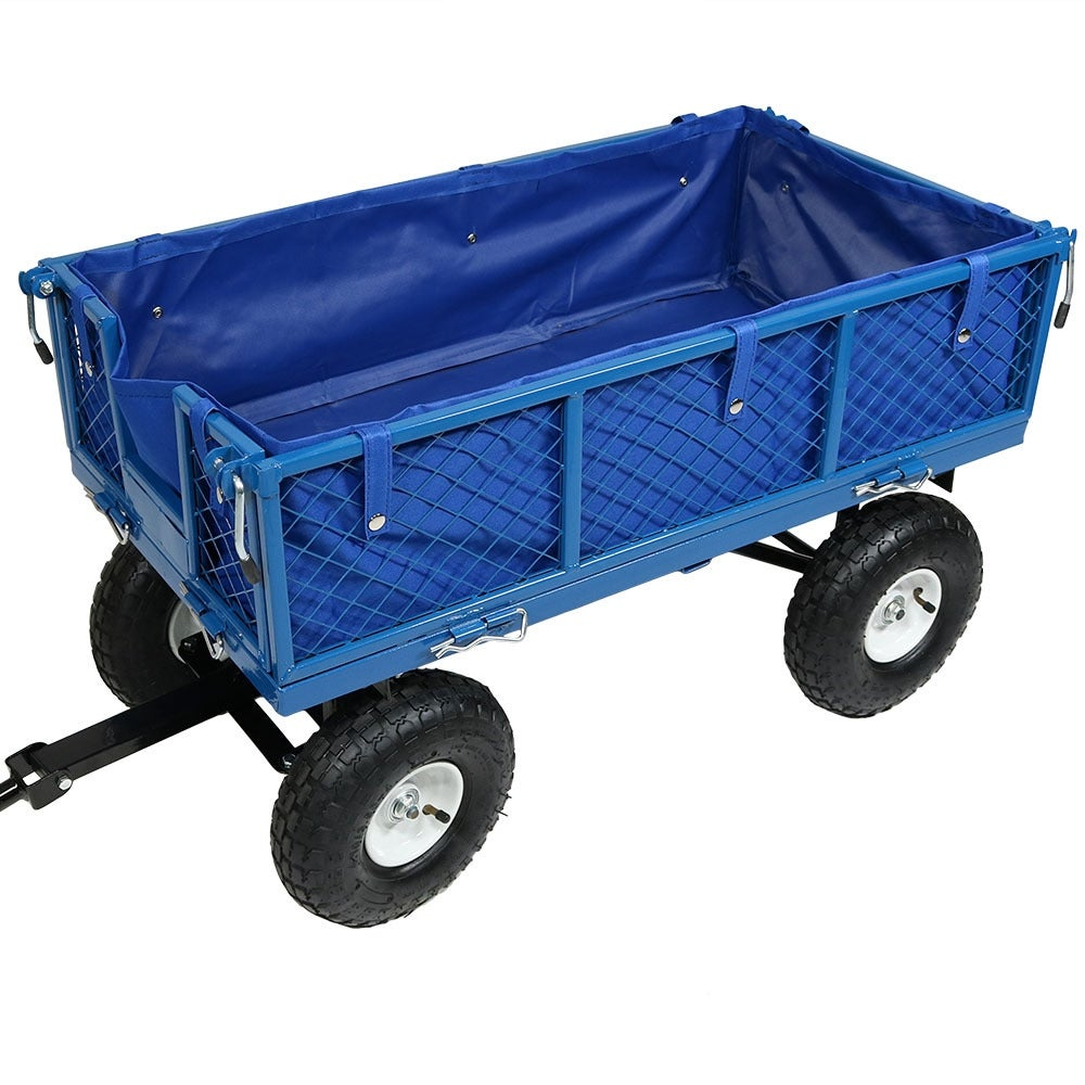 Sunnydaze Garden/Utility Cart Liner - Includes Cart Liner ONLY - Multiple Colors Available - Thumbnail 1