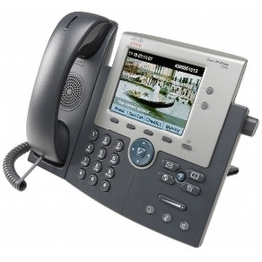 Refurbished Cisco CP-7945G 2-Line Unified IP Phone