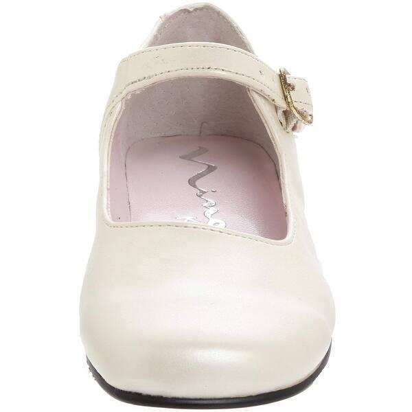 best sale run shoes super specials Shop Kids Nina Girls Bonnett Buckle Mary Jane Flats - On ...