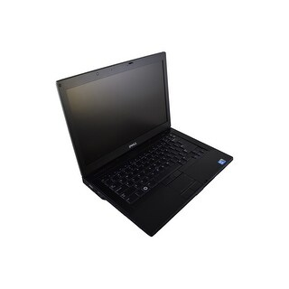"Dell Latitude E6410 14.1"" Standard Refurb Laptop - Intel i7 620M 1st Gen 2.67 GHz 4GB SODIMM DDR3 180GB SSD DVD-RW Win 10 Home"