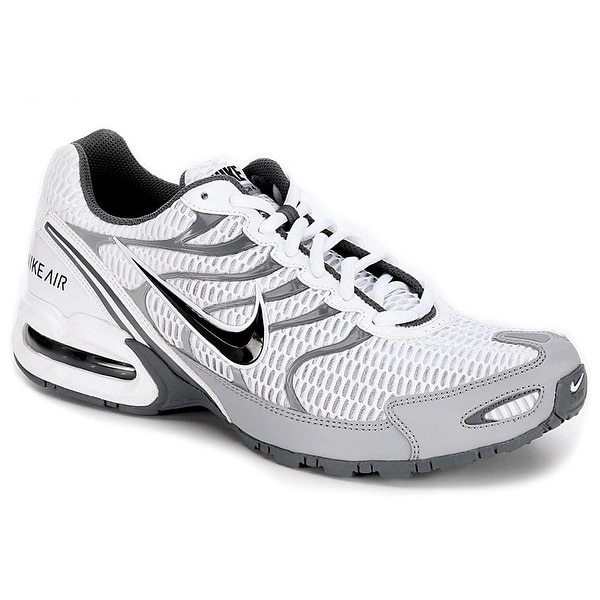 newest 5c63d 94491 Shop Nike Mens AIR MAX TORCH 4, WHITE/ANTHRACITE-WOLF GREY ...