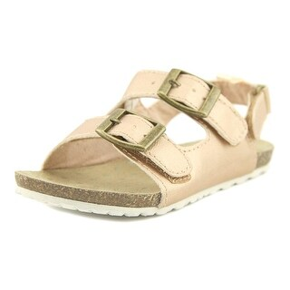 Osh Kosh TEEGAN Toddler Open-Toe Synthetic Pink Slingback Sandal