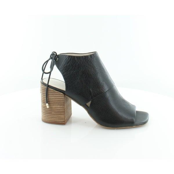 Kenneth Cole Katarina Women's Sandals & Flip Flops Black - 9.5