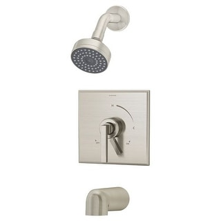 Symmons S-3602-TRM Trim for Symmons S-3602 Shower System with Tub Filler