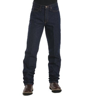 Cinch Western Denim Jeans Mens WRX Original Fit Dk WB74034001