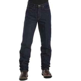 Cinch Western Denim Jeans Mens WRX Original Fit Dk WB74034001|https://ak1.ostkcdn.com/images/products/is/images/direct/33ee5360c6ad445c6cd5826055847db63f930a87/Cinch-Western-Denim-Jeans-Mens-WRX-Original-Fit-Dk-WB74034001.jpg?impolicy=medium