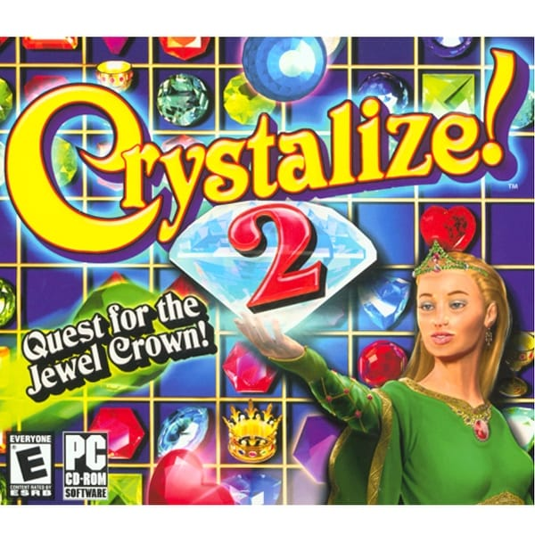 Crystalize! 2: Quest for the Jewel Crown!