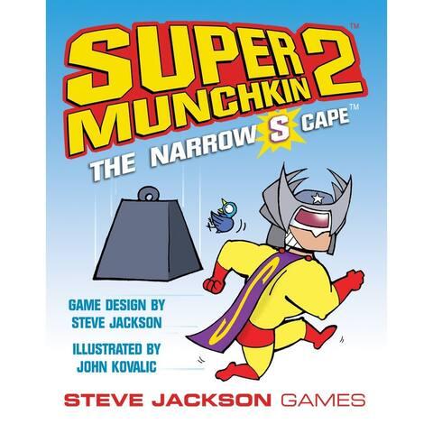 Super Munchkin 2 (Revised) - multi