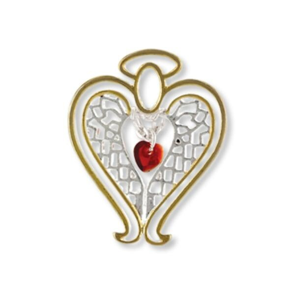 Ddi Wings And Wishes Healing Angel Pins (pack Of 28)