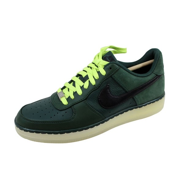 Nike Men's AF1 Downtown Pro Green/Black-White-Volt 579962-301