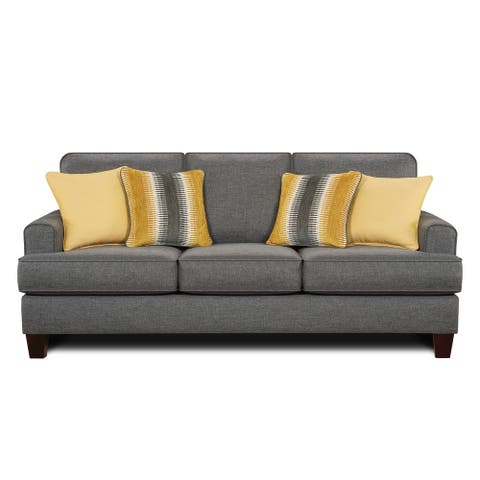 2604 Maxwell Gray Queen Sleep Sofa
