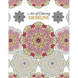 Art Of Coloring Designs - Leisure Arts