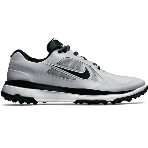 new style 50faa 84031 Nike Men s FI Impact Light Grey Black Golf Shoes611510-003 611511-003