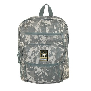 CTM® Camouflage Army Backpack