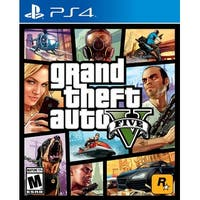 Grand Theft Auto 5 - PlayStation 4