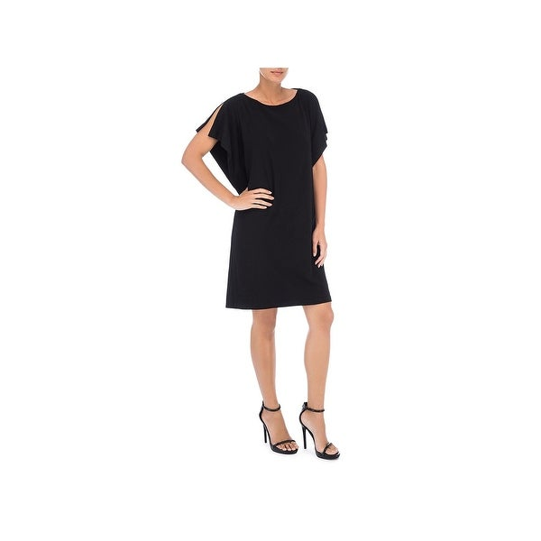 1d0db6d01a6 Shop Bobeau Womens Rafferty Cocktail Dress Dolman Sleeves Mini - Free  Shipping On Orders Over  45 - Overstock - 23622574