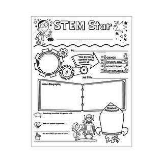 Personal Posters Stem Star