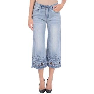 Lola Jeans Laurel-VIN, High-rise culotte