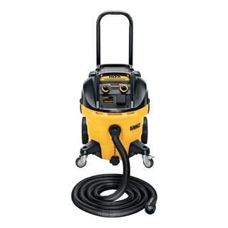 Link to DeWalt  10 gal. Corded  Wet/Dry Vacuum  15 amps Yellow  44 lb. Similar Items in Vacuums & Floor Care