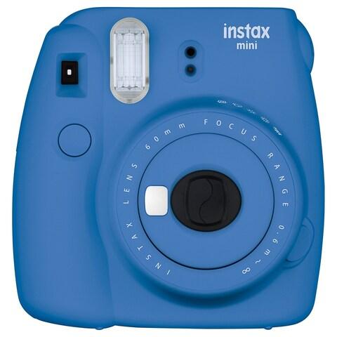 Fujifilm Instax Mini 9 (Cobalt Blue)