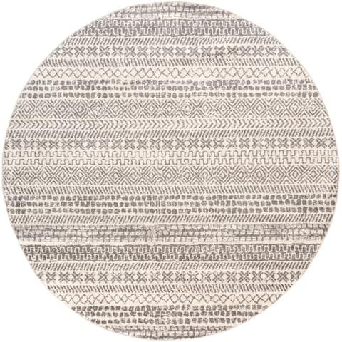 Imane Moroccan Stripes Area Rug