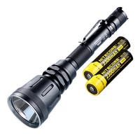 NITECORE MH40GT Multitask Hybrid Long Throw Rechargeable Flashlight