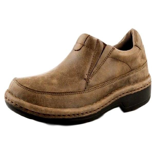 Roper Casual Shoes Mens Slip On Flex Tan