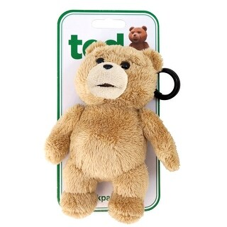 Ted 2 Talking Plush Clip On (Rated R) - multi