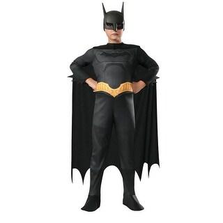 Boys Beware The Batman Halloween Costume