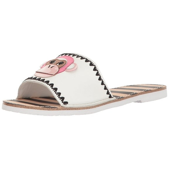 Kate Spade New York Womens inyo Open Toe Casual Slide Sandals