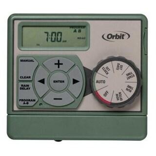Orbit 57856 6 Station Indoor Sprinkler Irrigation Timer