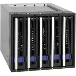Icy Dock MB155SP-B Icy Dock MB155SP-B DAS Array - 5 x HDD Supported - Serial ATA/600 Controller - 5 x Total Bays - SATA Internal|https://ak1.ostkcdn.com/images/products/is/images/direct/3400addc68c9caa1f64fb31a1ac48e1e72a470e7/Icy-Dock-MB155SP-B-Icy-Dock-MB155SP-B-DAS-Array---5-x-HDD-Supported---Serial-ATA-600-Controller---5-x-Total-Bays---SATA-Internal.jpg?impolicy=medium