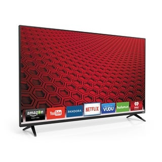 "Vizio E60-C3 60"" LED Smart TV 1920x1080 5,000,000:1 Wi-Fi Vizio Internet Apps"