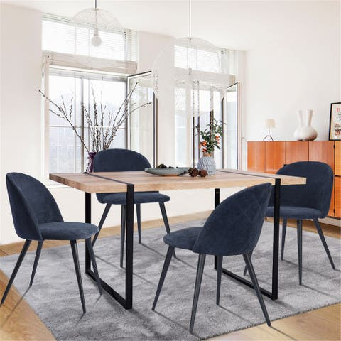 Furniture R Mid-century Modern 5-piece Dining Set
