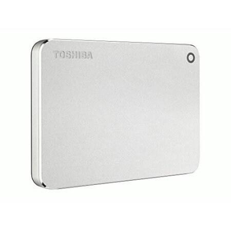 Toshiba - Canvio Premium 2Tb Silver