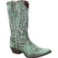 #DRD0306, Durango Dream Catcher Women's Teal Western Boot
