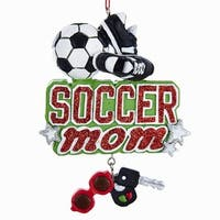 Soccer Mom Ornament