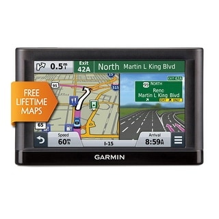 Refurbished Garmin Nuvi56LM 5-inch Wide Touchscreen GPS w/ Free Lifetime Map Updates