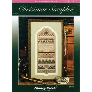 Stoney Creek Chart Packs-Christmas Sampler