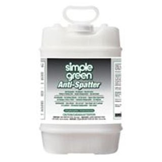 Simple Green 676-1400000113457 Simple Green Anti-Spatter 5 Gallon Pail